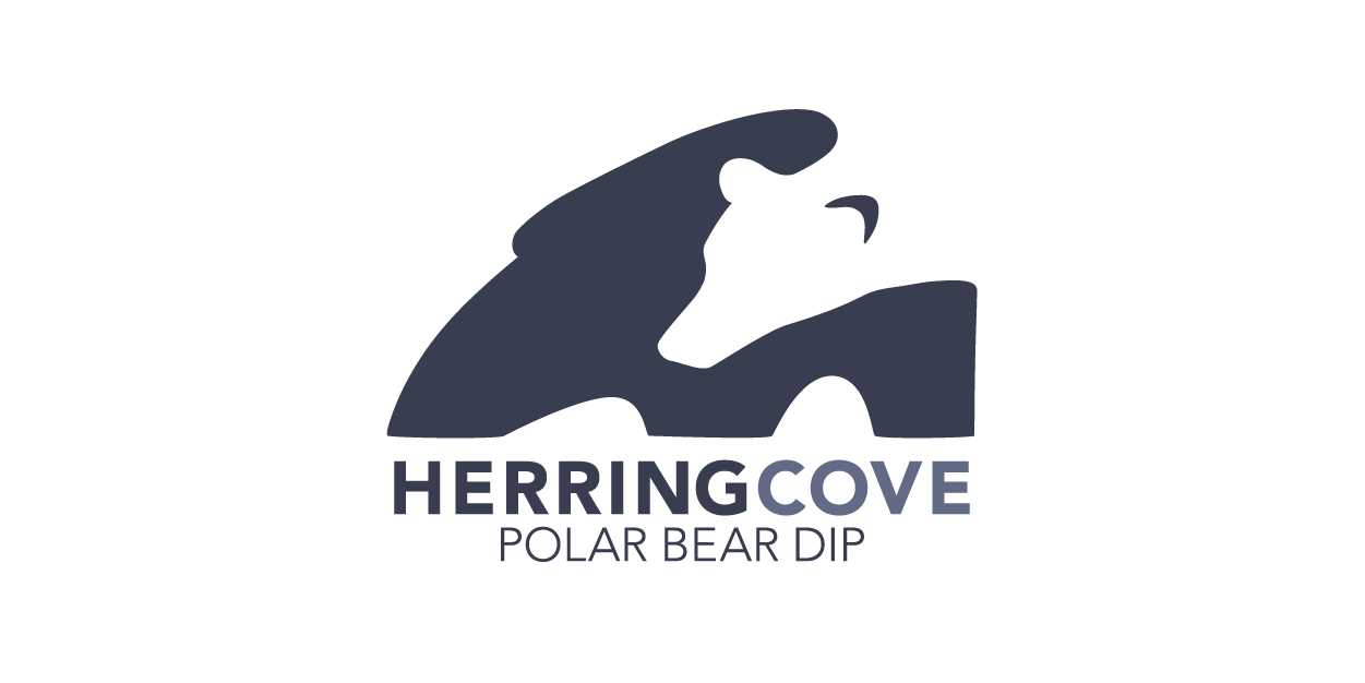 Herring Cove Polar Bear Swim Logo