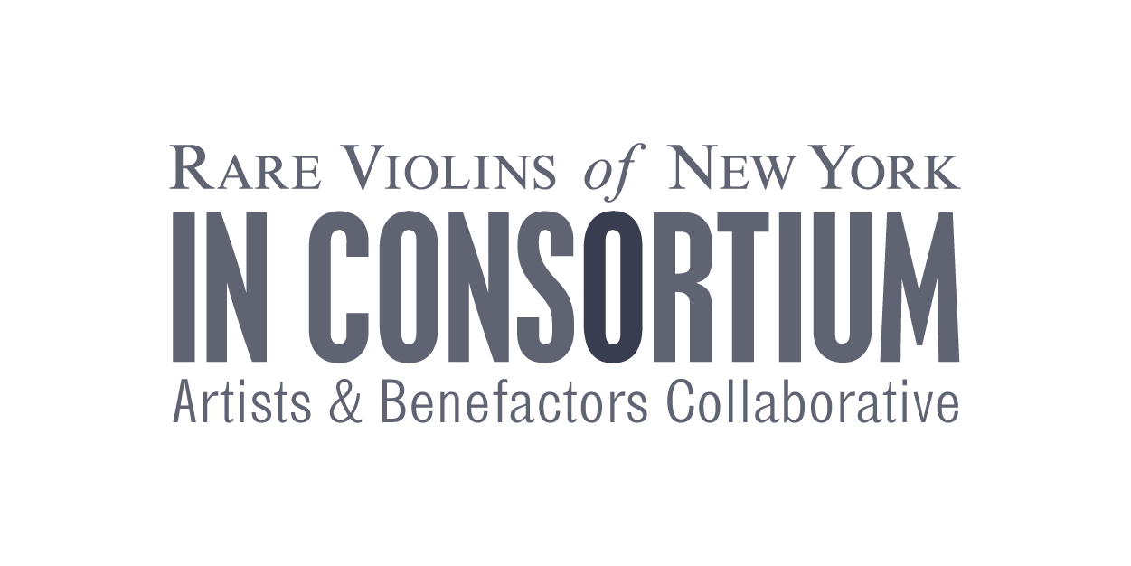Rare Violins of New York In Consortium Logo
