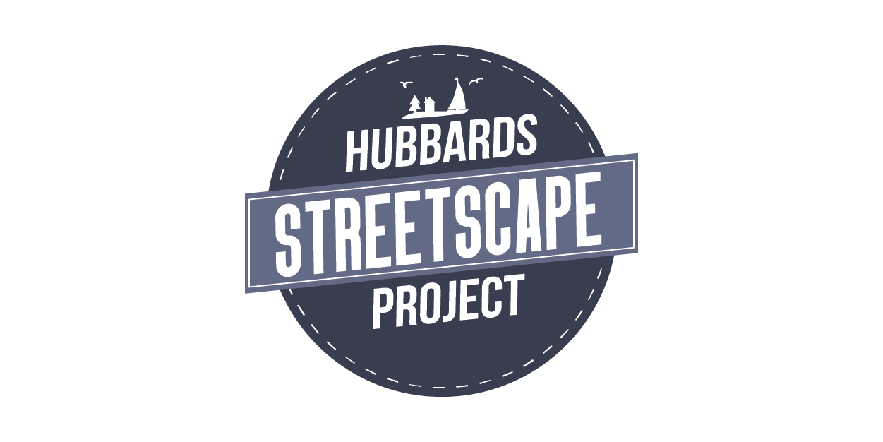 Hubbards Streetscape Logo